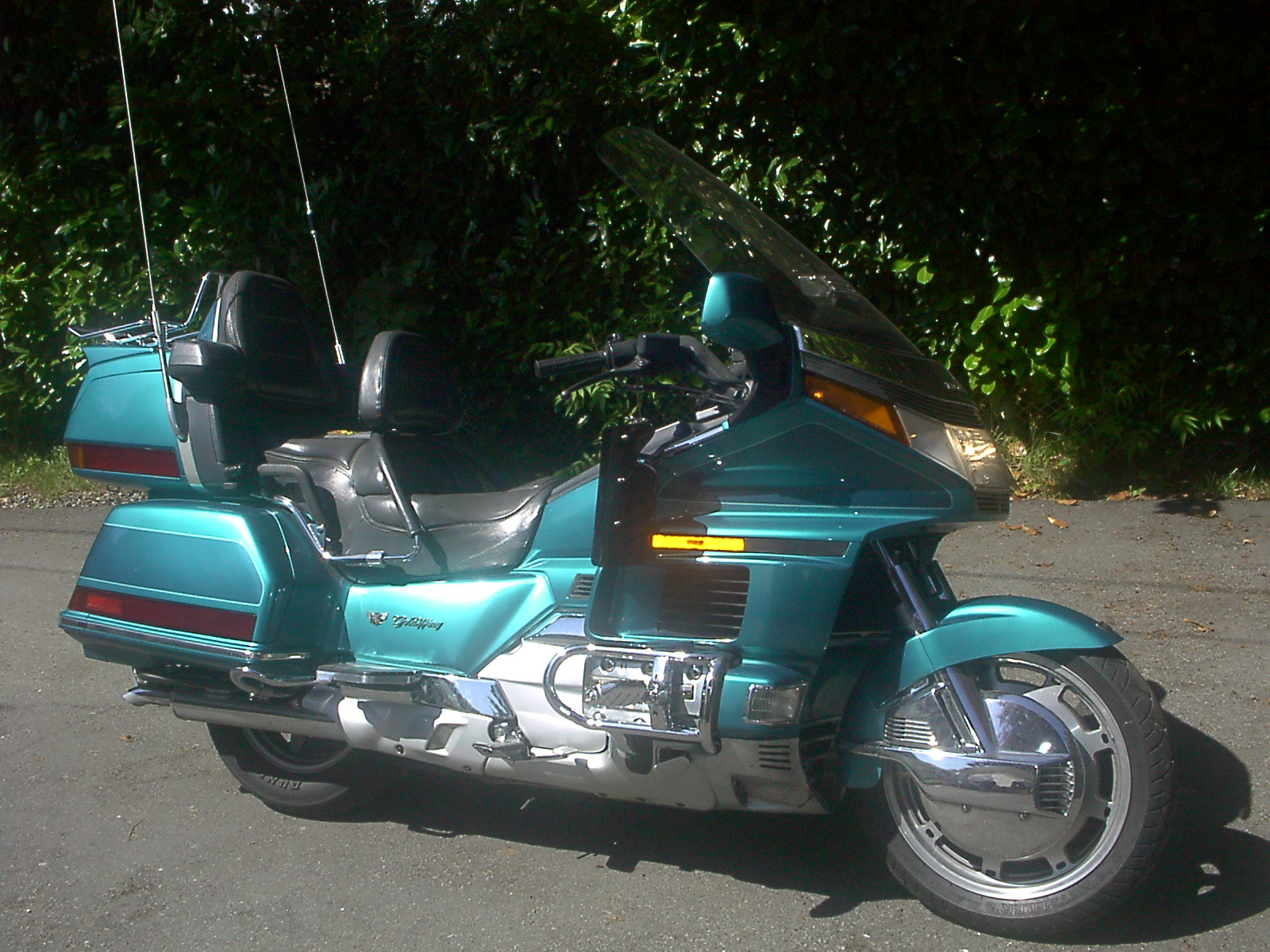 GL1500 Goldwing used Parts (a few for 88 to 92)