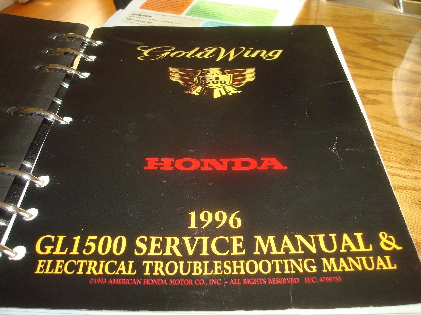 straightwings gl1500 goldwing new and used parts 96 complete rh straightwings com honda gl 1500 service manual gl1500 service manual free download