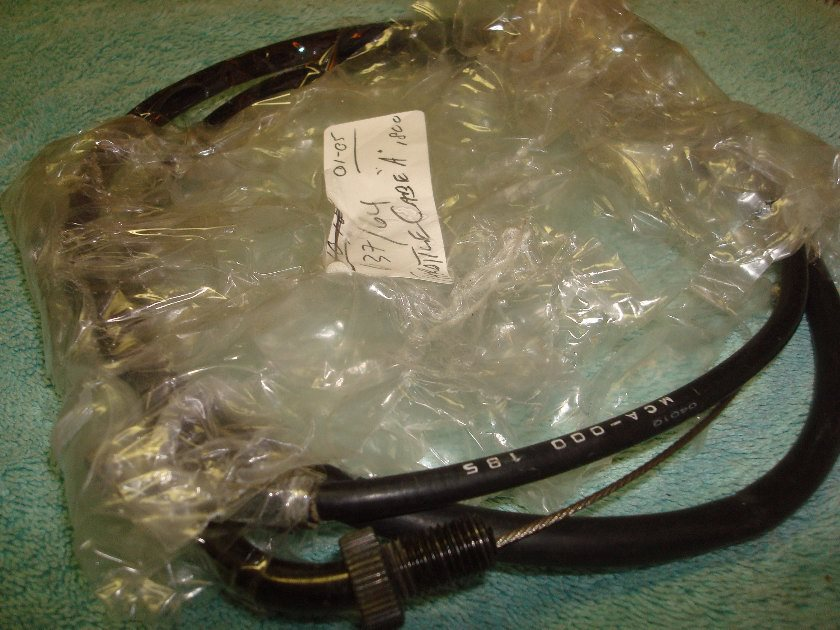 01 to 05 CABLE A, THROTTLE 17910-MCA-000  GL1800