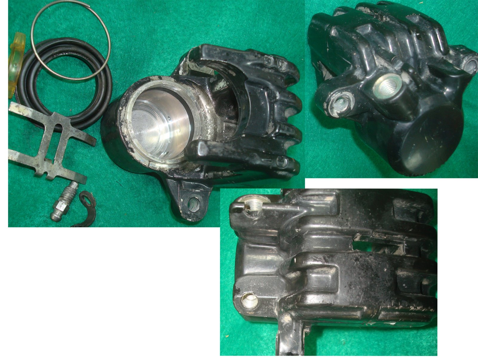 GL1500C/CT 97 to 03 Passenger bar, with pad.