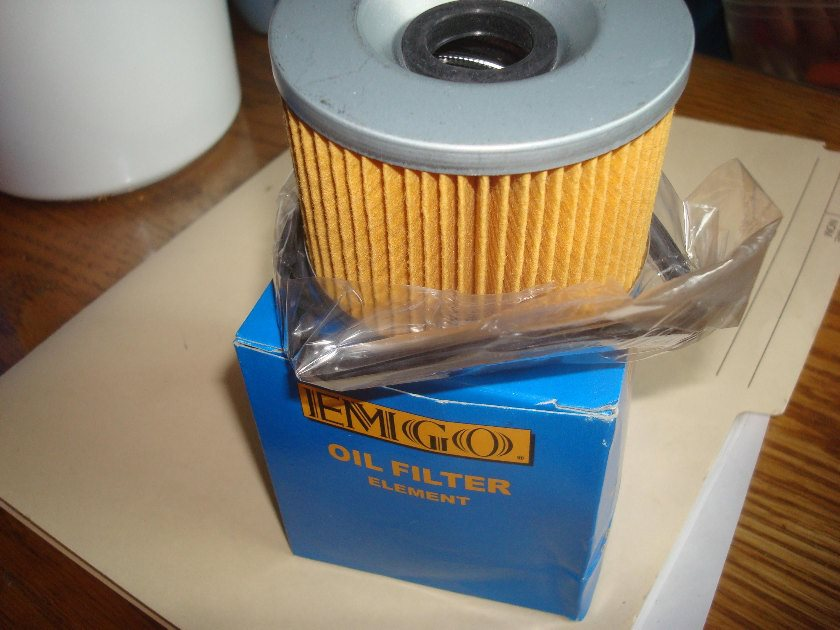 GL1000 80 to 87 oil filter, NEW stock