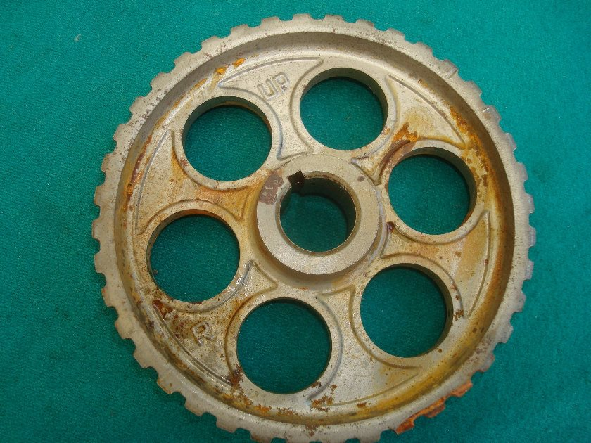 GL1000 or 1100 or 1200 80 to 87 Valve belt pulley