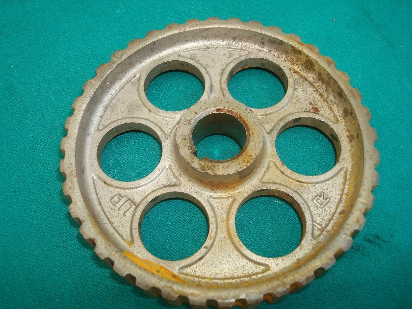 GL1000 or 1100 or 1200 80 to 87 SW Valve belt pulley