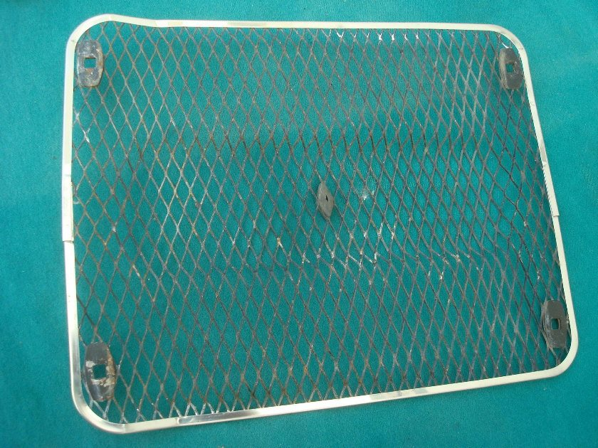 GL1000 1100 or 1200 75 to 87 Radiator grille #2