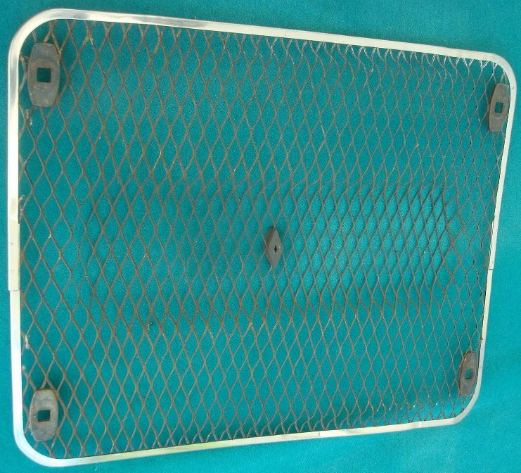 GL1000 1100 or 1200 75 to 87 Radiator grille #4