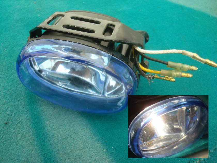 75 to 10 Driving light replacement Right hand (or left) GL1800