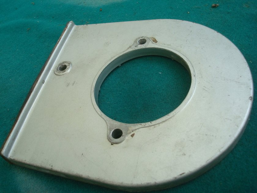 GL1000 or 1100 75 to 83 Right hand cam cover plate