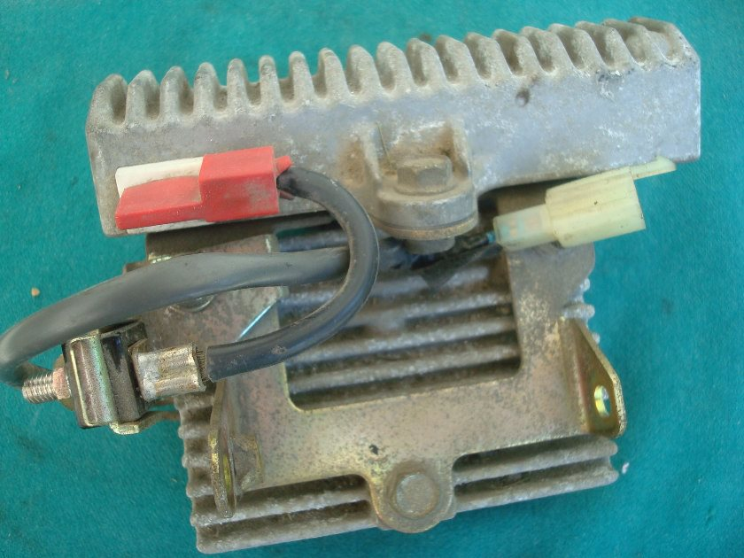 88 89 Reverse resistor assembly GL1500