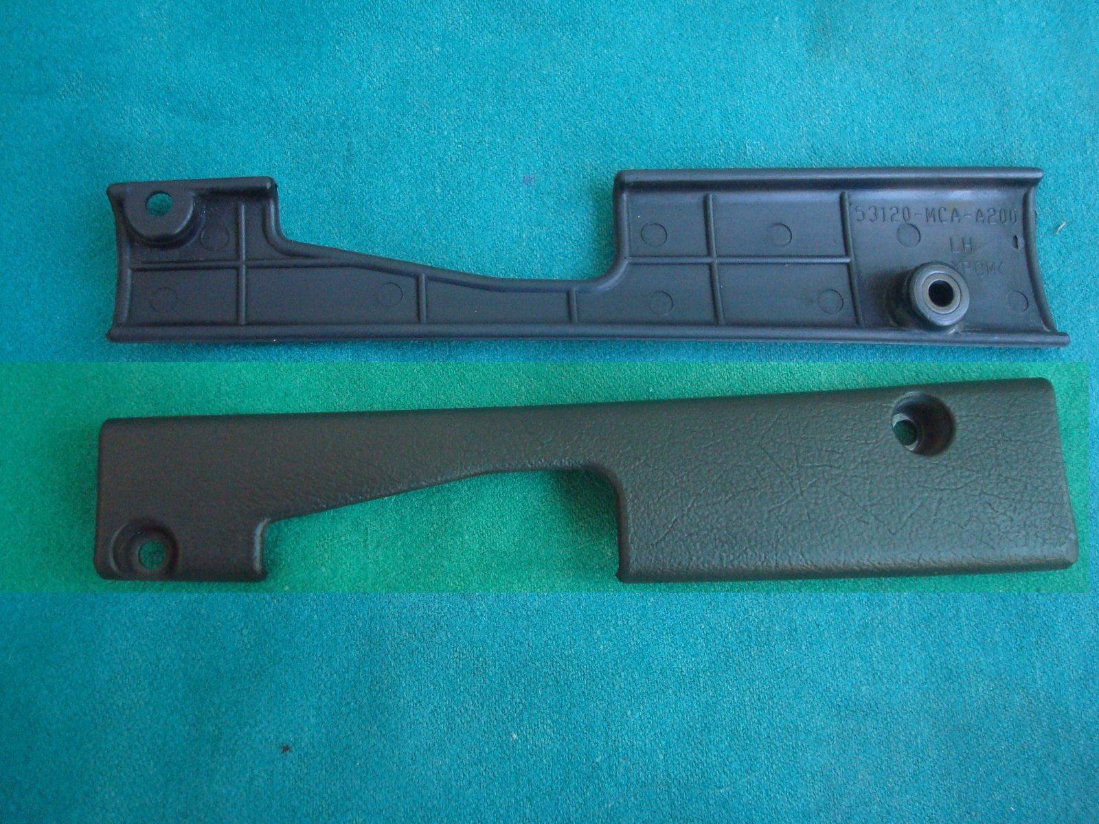 01 to 10 Left hand handlebar cover GL1800