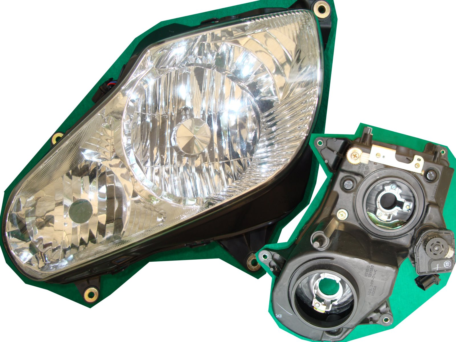 01 to 10 HEADLIGHT ASSY., R. 33100-MCA-A20 33100-MCA-A61 GL1800