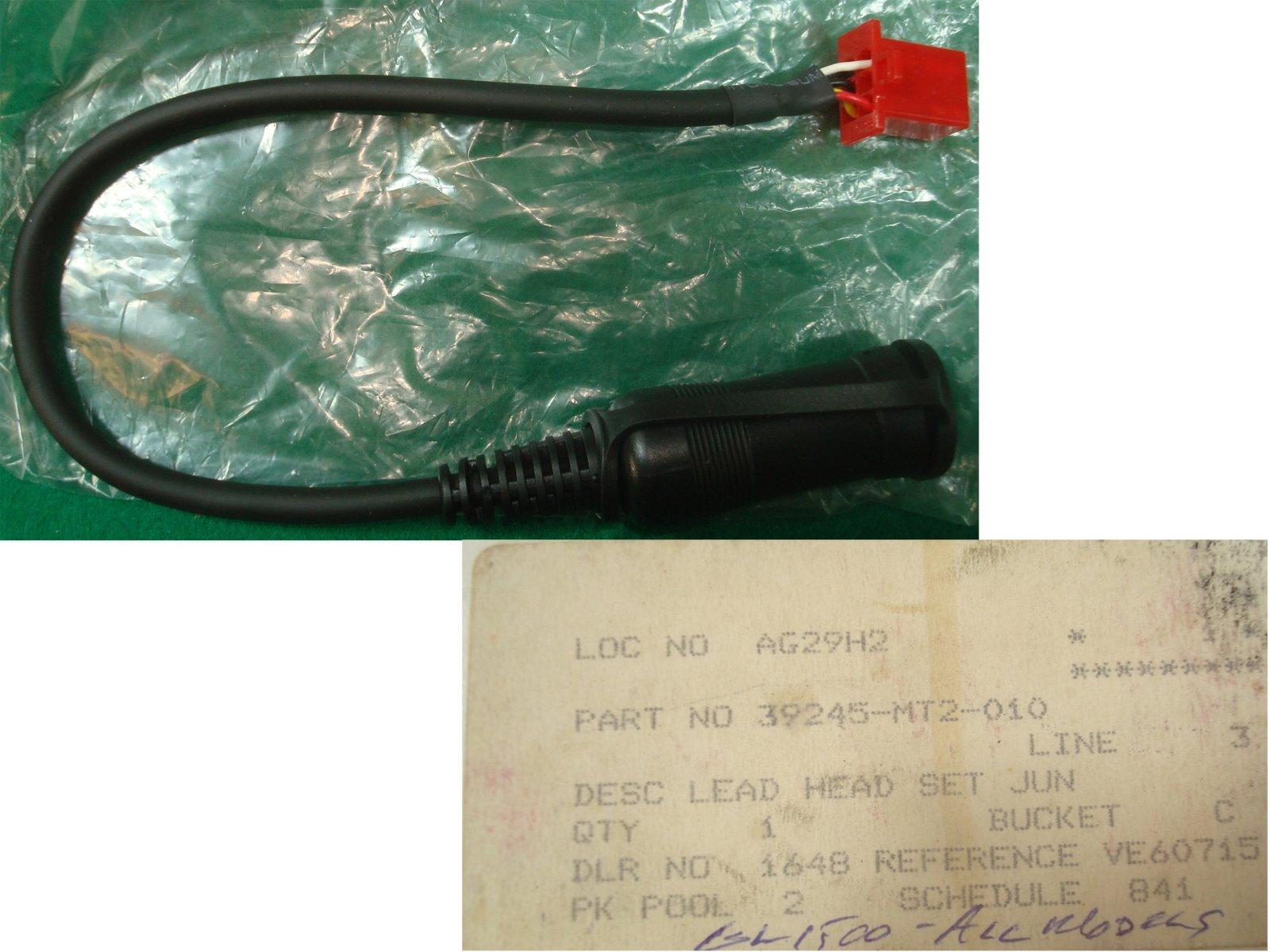06 to 17 STARTER MOTOR ASSY. (MITSUBA) 31200-MCA-A61 GL1800