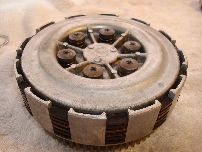 74-79 Clutch complete, GOOD condition yamaha
