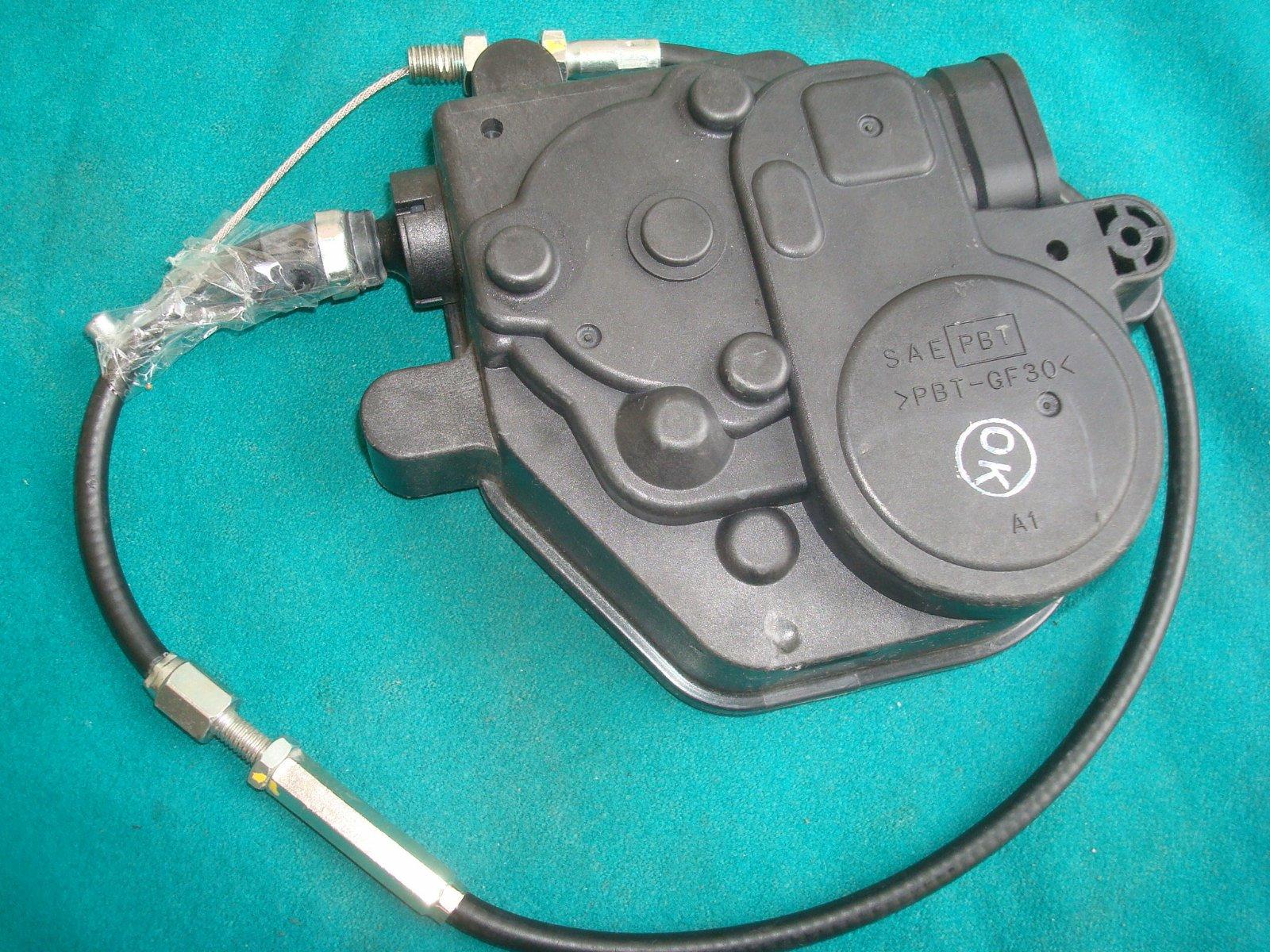 ACTUATOR ASSY. 36520-MCA-A81 GL1800