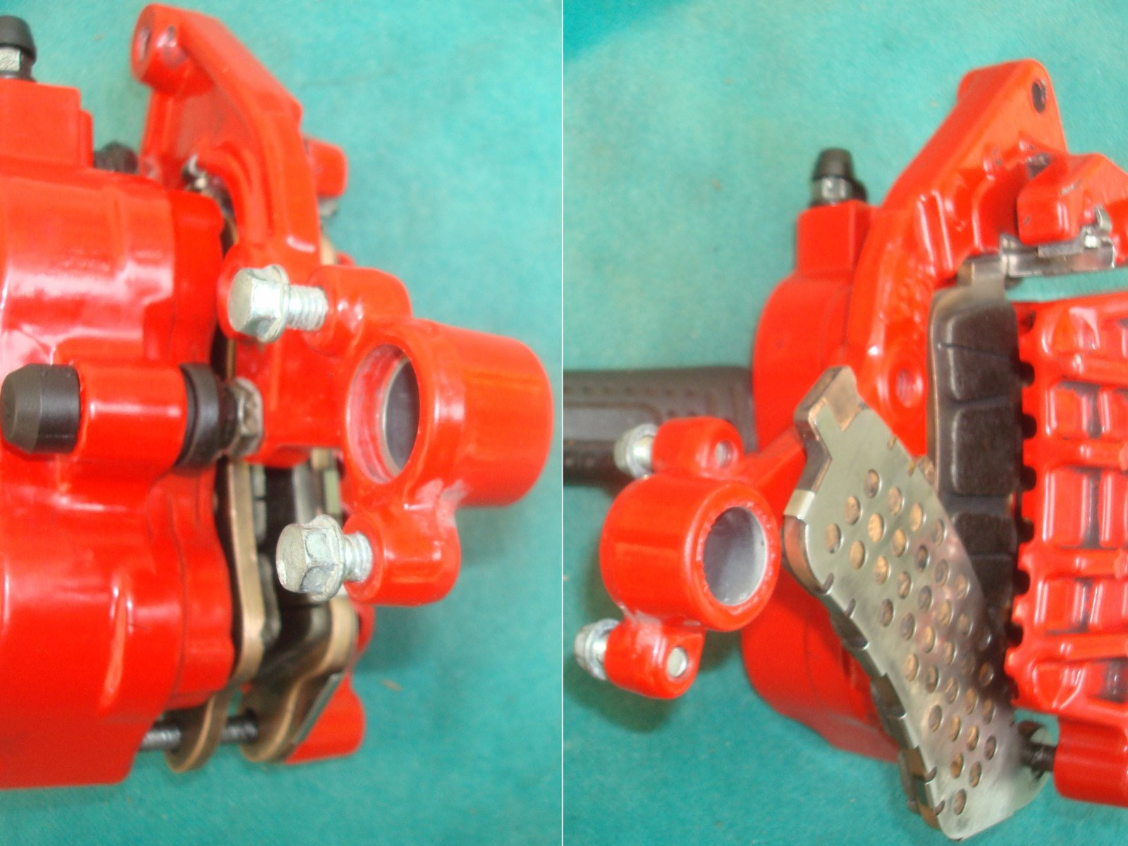 06 to 14 Right hand caliper  *PLUS* GL1800