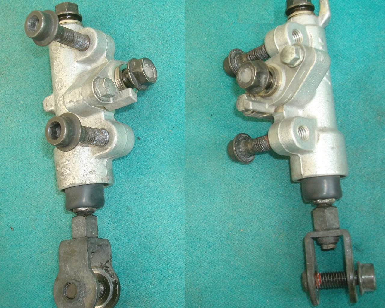 06 to 17 CASE, PLUNGER 51530-MCA-A61  anti-dive valve GL1800