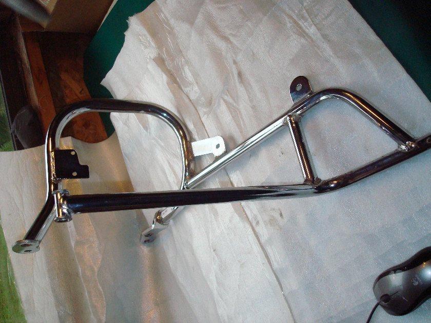 GL1100 80 81 82 83 saddlebag mount RH I-S or Aspie